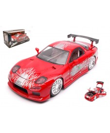 FAST AND FURIOUS DOM MAZDA RX-7
