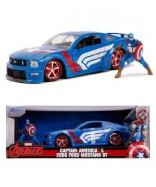 2006 MUSTANG GT W/CAPITAN AMERICA