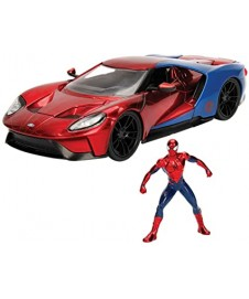 2017 FORD GT W/ SPIDERMAN