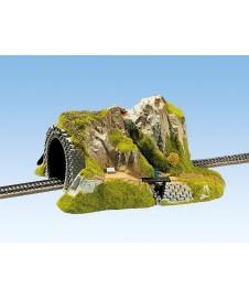 TUNEL RECTO, 1 CARRIL, 34 X 27CM