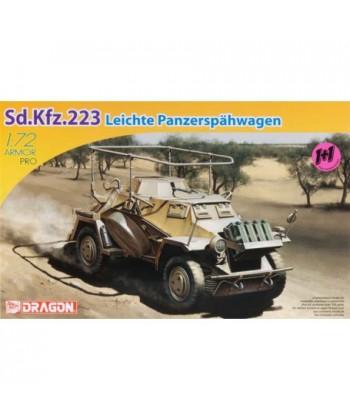 SD.KFZ.223 LEICHTE PANZER