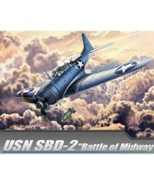 USN SBD-2 MIDWAY