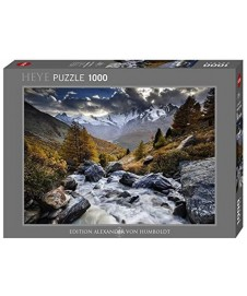 MOUNTAIN STREAM 1000 PIEZAS