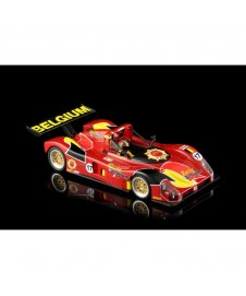 FERRARI 333SP 1996 RACING FOR BELQIUM
