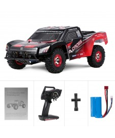 COCHE SHORT COURSE 4WD 1/12 2,4 GHZ, COMPLETO