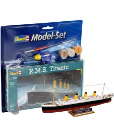 RMS TITANIC 1/200 CON PINTURAS