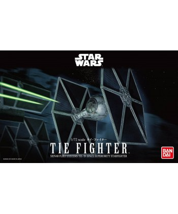 TIE FIGHTER 1/72 EN KIT