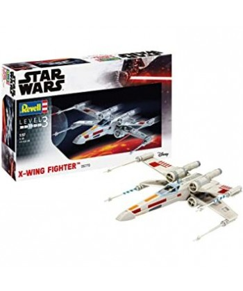 X-WING FIGTHER 1/57 CON PINTURAS