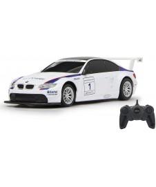 BMW M3 SPORT 1/24 BLANCO 2,4 GHZ