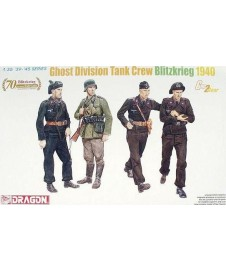 GHOST DIVISION TANK CREW