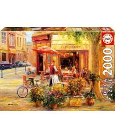 CORNER CAFE 2000 PIEZAS