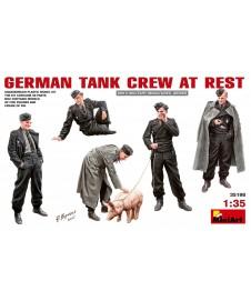 GERMAN TAMK CREW AT REST