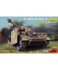PZ.KPFW.IV AUSF H VOMAG 1943