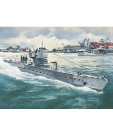 U-BOAT TYPE IIB 1943
