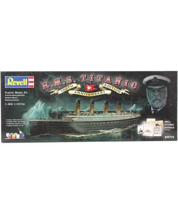 TITANIC 100 AÑOS 1/400