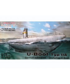 SUBMARINO U-BOOT TYP IIA
