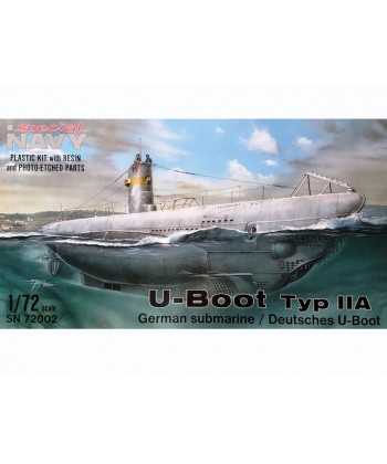 SUBMARINO U-BOOT TYP IIA