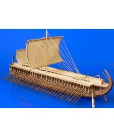GREEK TRIREME SCALA 1/72