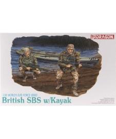 BRITISH SBS KAYAK