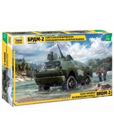 BRDM-2 SOVIET ARMORED