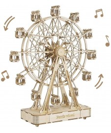DIY MUSIC BOX-FERRIS WHEEL