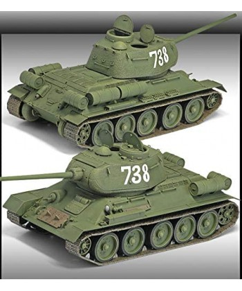T-34/85 112 FACTORY PRODUCTION