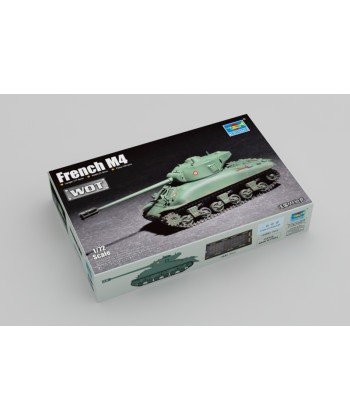 M4 FRENCH 1/72