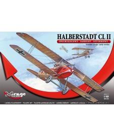 Avion Halberstadt Cl Ii, 1 Guerra