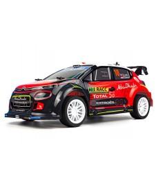 CITROEN C3 WRC 2.4 GHZ CON BATERIA Y CARGADOR