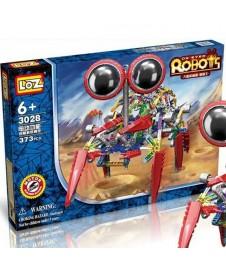 ROBOT CON PATAS CON MOTOR 373 PIEZAS