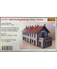 Estacion Afion Turkei