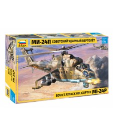 MI-24P SOVIET ATTACK HELICOPTER