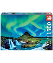 AURORA BOREAL ISLANDIA 1500 PIEZAS