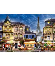 DESAYUNO EN PARIS 300 P