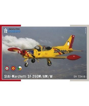 SIAI MARCHETTI SF-260M/AM/W
