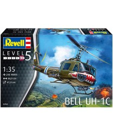 BELL UH-1C HELICOPTERO