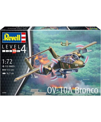 OV-10A BRONCO