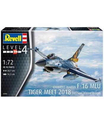 F-16 MLU TIGER MEET 2018