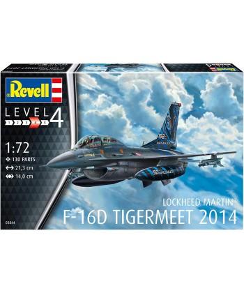 F-16D TIGERMEET 2014 LOCKHEED MARTIN