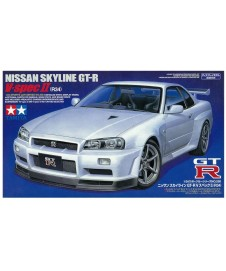 NISSAN SKYLINE GTR V