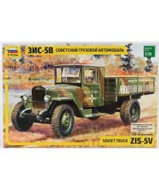 CAMION SOVIET ZIS-5V