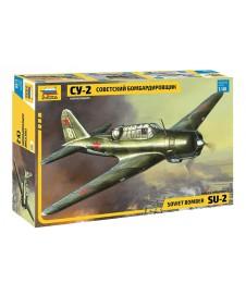 BOMBARDERO SOVIETICO SU-2