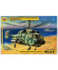 HELICOPTERO HELIX B RUSSIAN