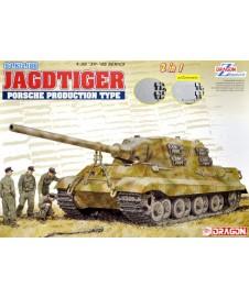 SD. KFZ. 186 JAGDTIGER HENSCHEL PRODUCTION