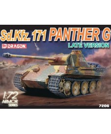 SD. KFZ. 171 PANTHER G LATE VERSION