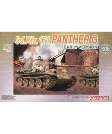 SD. KFZ. 171 PANTHER G EARLY VERSION