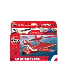 RAF RED ARROWS GNAT