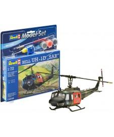 HELICOPTERO BELL UH-1D SAR CON PINTURAS