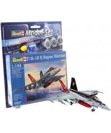 F/A-18 E SUPER HORNET CON PINTURAS