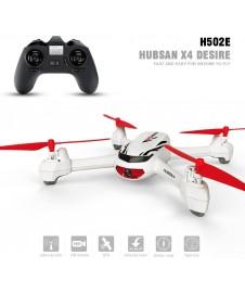 HUBSAN 502E X4 QUAD W/GPS 720 P RTH, ALT HOLD